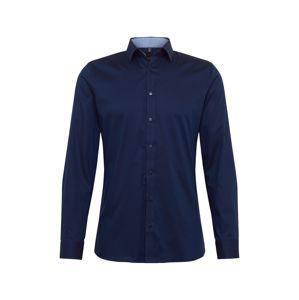 OLYMP Košile  námořnická modř