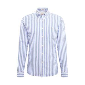 HKT By HACKETT Společenská košile  bílá / modrá
