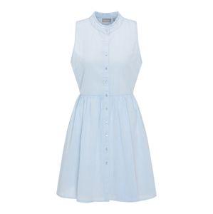 BROADWAY NYC FASHION Letní šaty 'ROZELLA'  světlemodrá