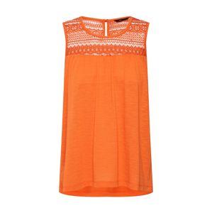 ONLY Top 'LOVELY'  oranžová